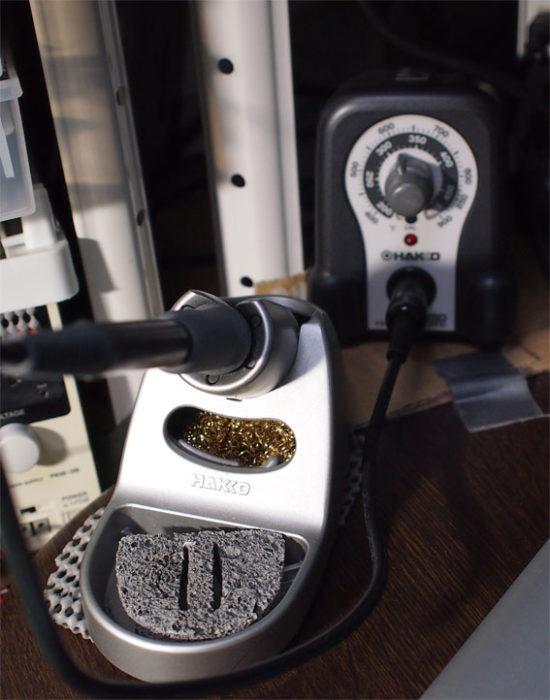 ハッコー 温調 旧タイプ FX-888