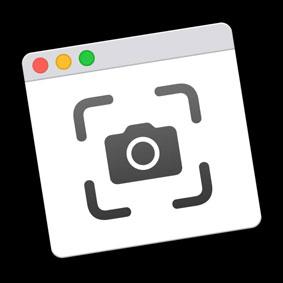 アプリケーション/ユーティリティ/スクリーンショット