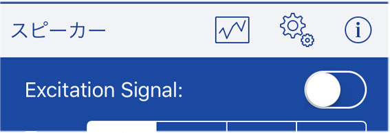 Excitation-Signal