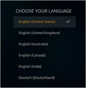 言語の選択 日本語を選ぶ