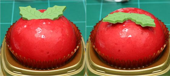 柊のケーキ 苺クリーム&苺ブリュレ