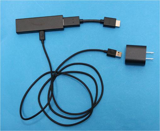 Fire TV stick 4K のWi-Fiで使う場合の接続