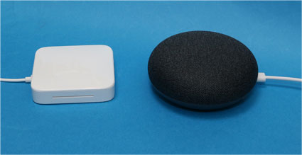 RemoとGoogle Home mini