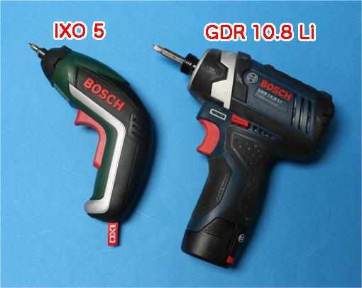 IXO5とGDR108Li