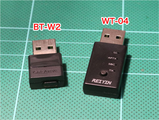 BT-W2とWT-04