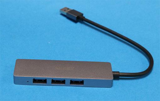 AUKEY USBハブ CB-H36