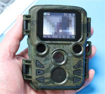 Enlleo トレイルカメラ