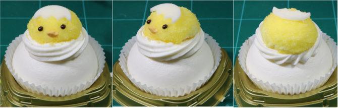 ふわふわことり レアチーズケーキ 2019年