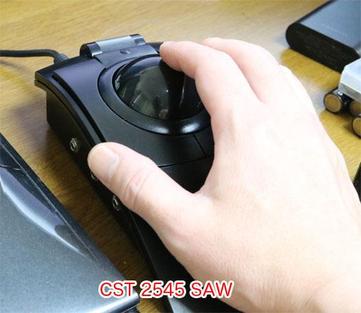 CST2454SAWを使う