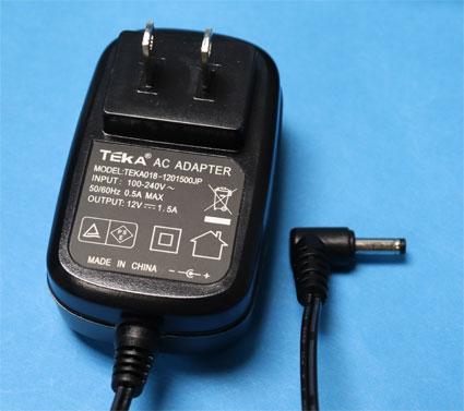 PV1150 ACアダプター
