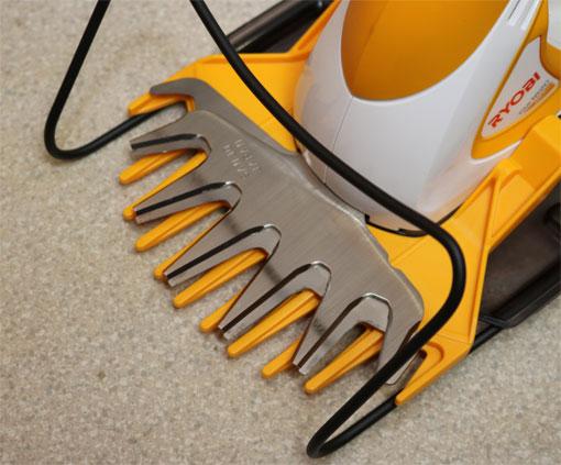 ポールバリカン PAB-1620のバリカンの刃部分