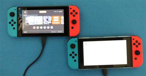 Nintendo Switchの引っ越しの準備