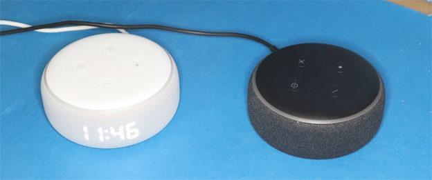 Echo Dot 二台でステレオ再生