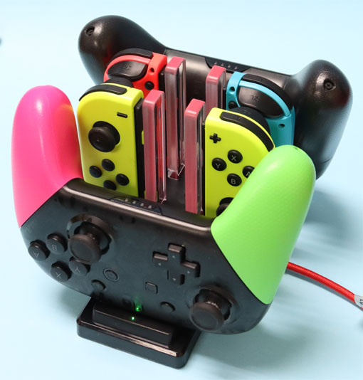Nintendo Switch コントローラー 充電台