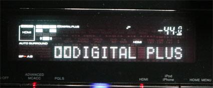 ドルビーサラウンド デジタル プラス