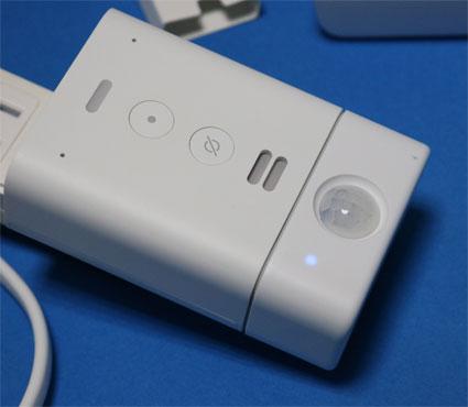 Echo Flex とモーションセンサー