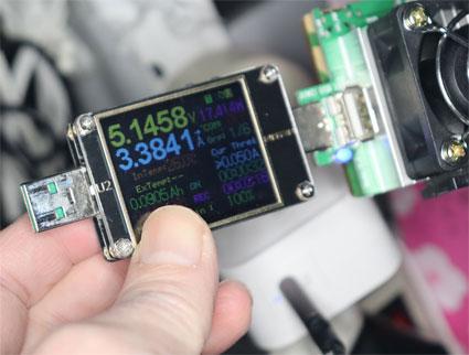 RP-PC112の5V出力
