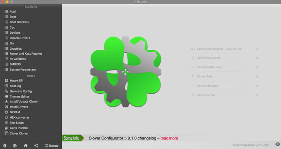 Clover Configurator