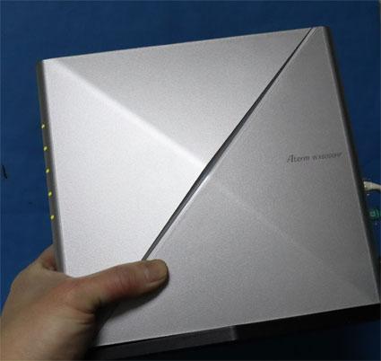 PA-WX6000HPは、大きい