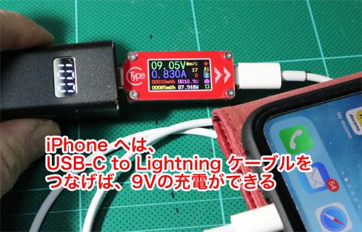 CHE-108とiPhone