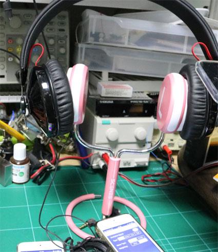 OneOdioの簡易音響測定