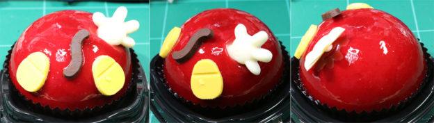 セブンにレブン〈ミッキーマウス〉いちご&クッキー ムースケーキ 2020年2月