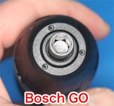Bosch GOのツールホルダー部