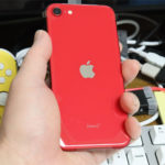 iPhoneSE 第2世代 2020年モデル RED