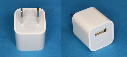 iPhone SE2のUSB充電器