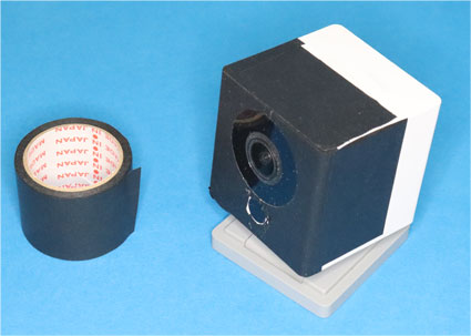ATOMCamをマスキングテープで迷彩化しよう