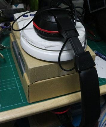 HSAD-GM30MBK の側圧測定