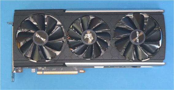 SAPPHIRE NITRO + Radeon 5700 XT