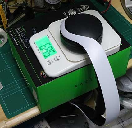 CFI-ZWH1J 側圧を測定する