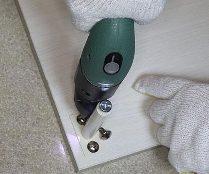 UTS-W75 固定棚取り付け金具