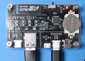 Fintie ワイヤレスキーボード 同梱のUSB-Cケーブルのテスト