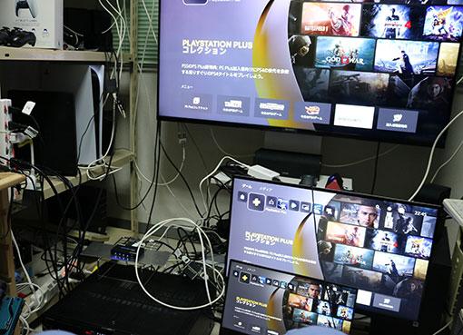 PS5のAVアンプ接続とHDMIキャプチャのテスト