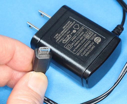 ラトックシステム RS-HDSW42-4KのACアダプター