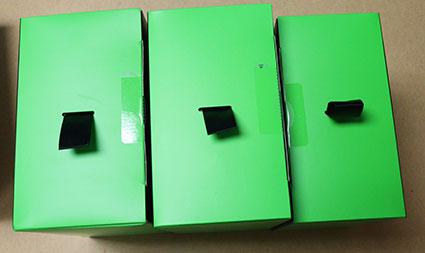 Razerのヘッドセットの箱