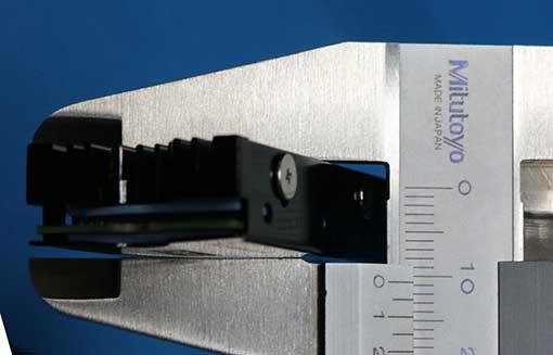 PS5にいれる M.2 SSDのヒートシンクケースの厚さ